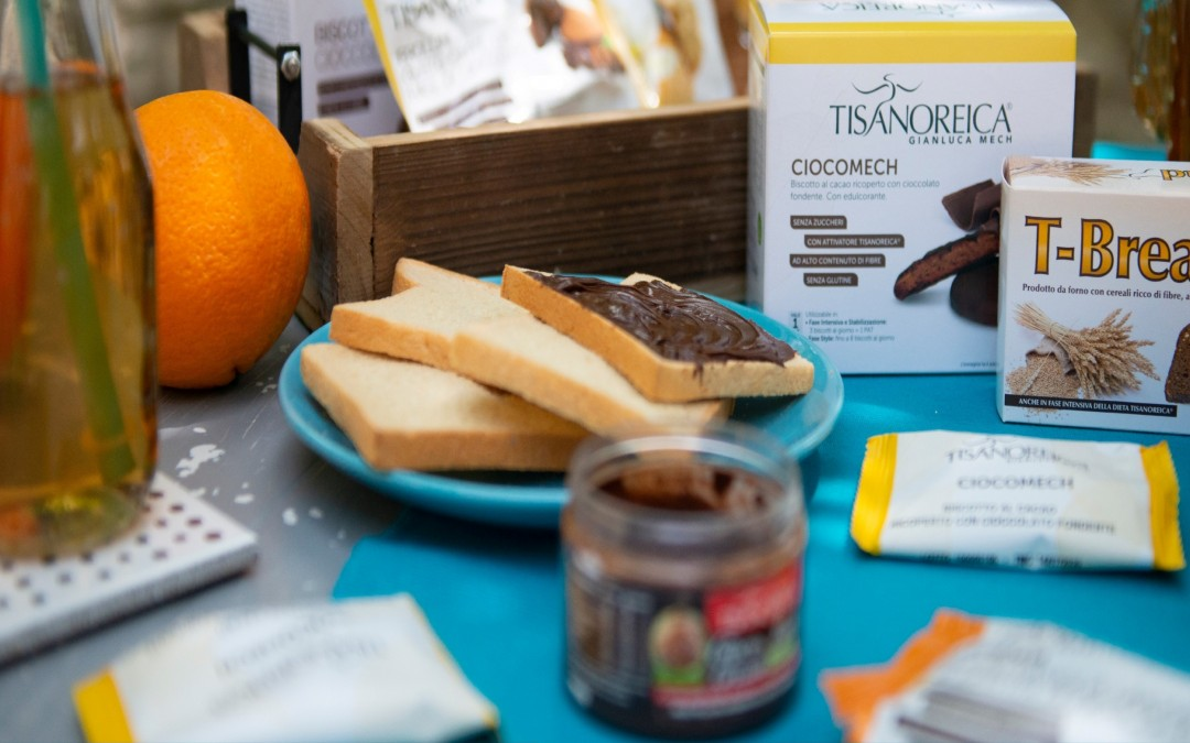Protocollo dietetico Tisanoreica